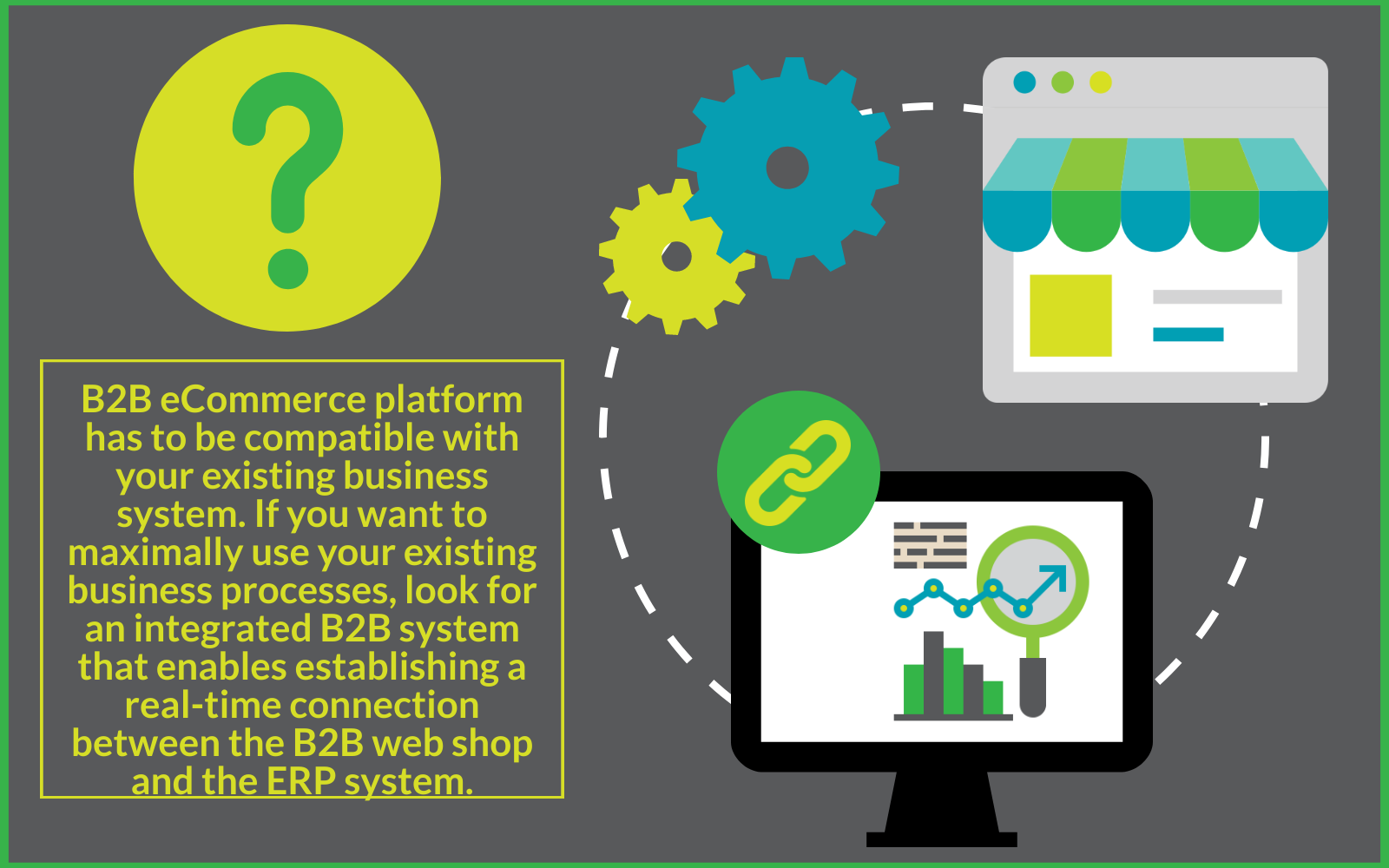 B2B ecommerc platform Hecta system